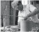 Robert William (Bob) Bennett, circa 1987 Photo: courtesy Bennetts Pottery
